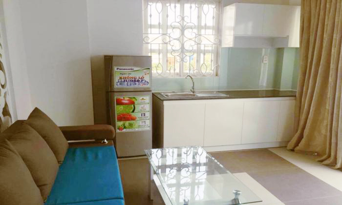 Nice One Bedroom Serviced Apartment in Tan Binh District, HCM City