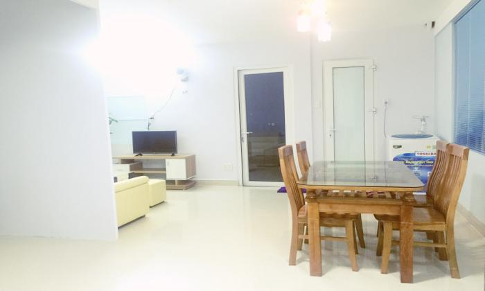 Brand New One Bedroom Serviced Apartment in Tan Binh District HCM City
