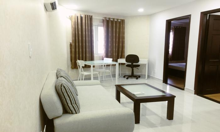 Reasonable Rent Two Bedrooms Apartment In Tan Binh District HCM City
