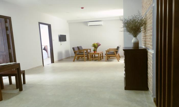 Spacious Two Bedroom Apartment For Lease Near Airport Plaza Tan Binh District HCM