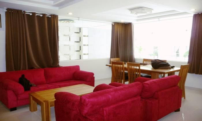 Apartment For Rent Near International Airport Tan Binh Dist, HCMC
