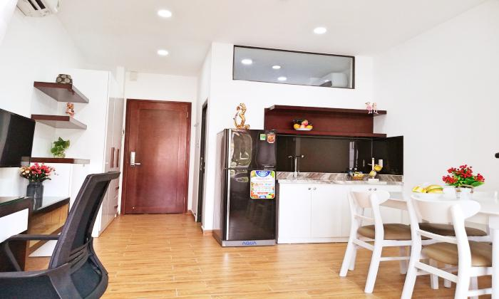Garden Building Serviced Apartment For Rent in Tan Binh District Ho Chi Minh City
