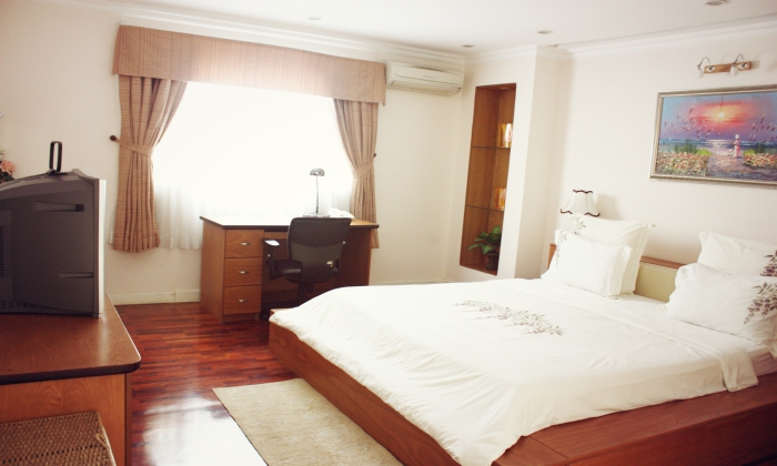Serviced Apartment For Rent Near International Airport, Tan Binh District
