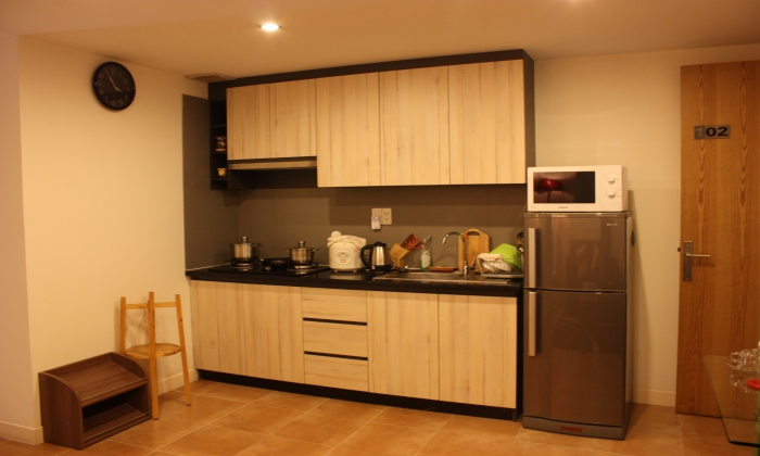 Serviced Apartment On Nguyen Van Troi Street, Tan Binh District, HCMC