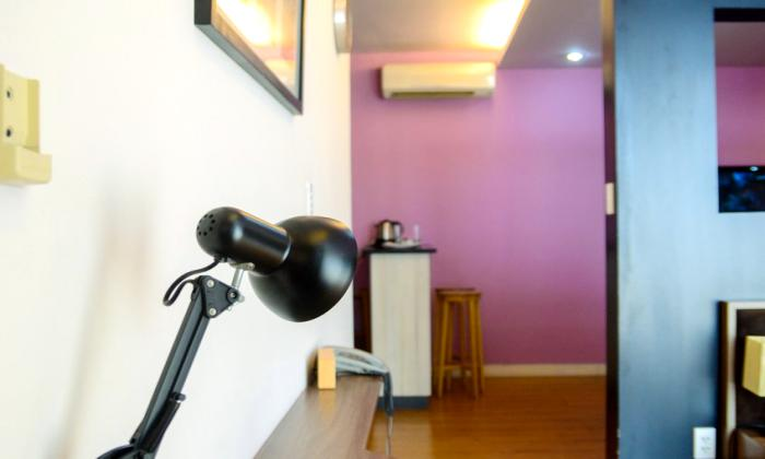 Nice Studio Serviced Apartment For Rent in Tan Binh District HCMC
