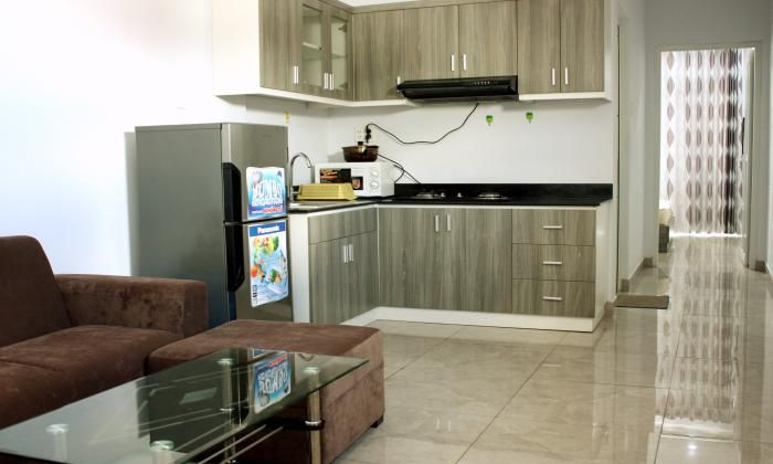 Serviced Apartment  Near Etown Office- Tan Binh District, HCM City