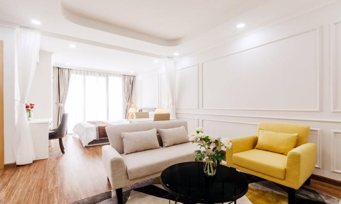 Stunning Studio Serviced Apartment With Pool And Gym In Tan Binh District HCMC
