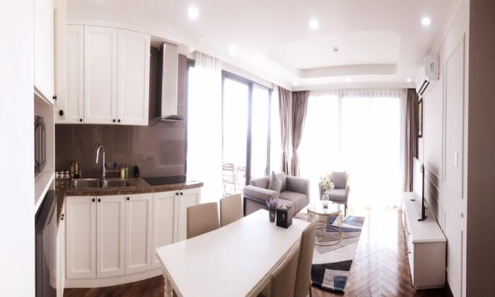 Amazing Balcony Two Bedroom Serviced Apartment in Tan Binh District HCMC