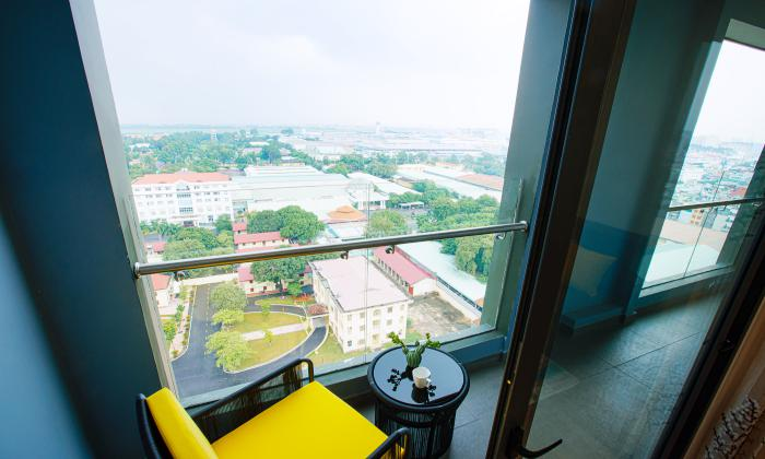 Luxury Living Two Bedroom Republic Plaza Serviced Apartment in Tan Binh District HCMC