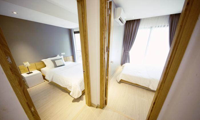 Two Bedrooms Serviced Apartment For Rent in Song Day Tan Binh District