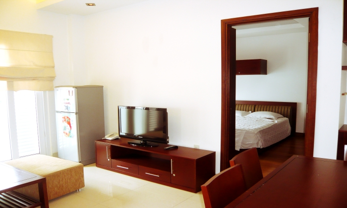 Luxury Serviced Apartment For Rent in Tan Binh Dist, HCMC