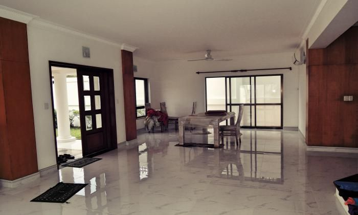 Newly Renovate Villa For Rent With Pool, Modern Furniture In Thao Dien