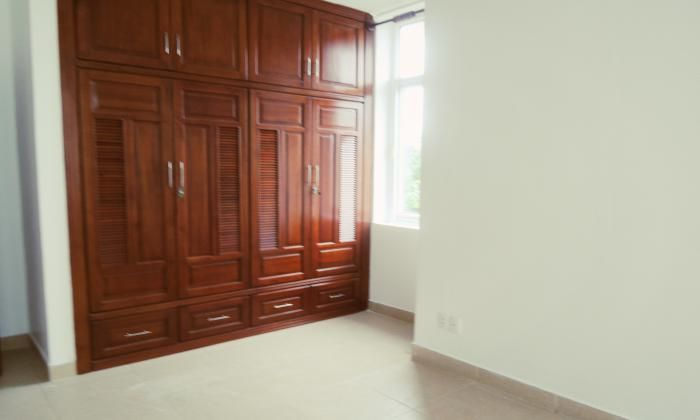 Unfurnished Four Bedrooms Villa For Rent In Thao Dien  District 2, HCM City