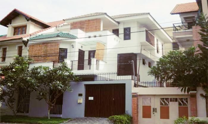 Good Value Villa For Rent In Thao Dien Compound District 2,Ho Chi Minh