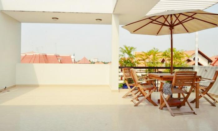 Contemporary style villa for rent with modern features. Partly Furnished