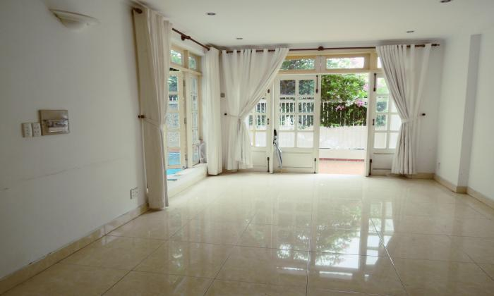 Partly Furnished Villa For Rent in Thao Dien District 2, HCM City