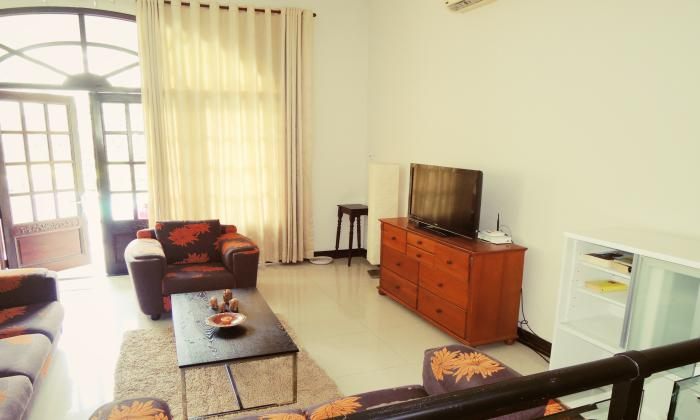 Beautiful Classic Designed 4 Bedrooms Villa For Rent in Thao Dien Ward