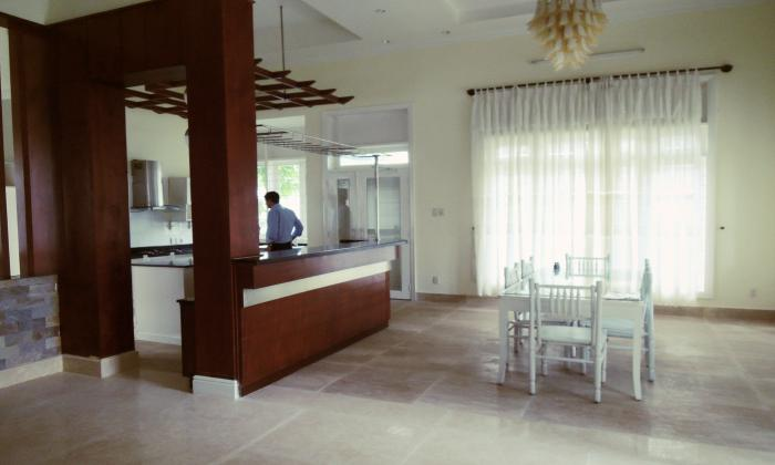 4 Bedrooms Villa Renovation For Rent in Thao Dien, HCM City