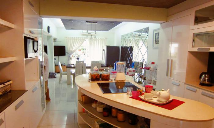 Modern villa for rent in compound | villa for rent in Thao Dien Ward