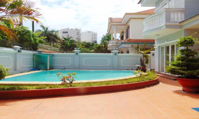 Nice Villa In Compound Quoc Huong Street Thao Dien District 2 HCMC