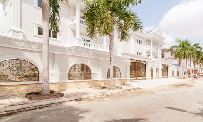 Amazing Big Villa in Compound Nguyen Van Huong Street Thao Dien District 2 HCMC