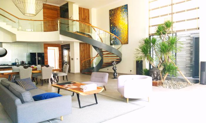 The Remarkable Five Bedrooms Villa For Rent in Thao Dien District 2 Ho Chi Minh City