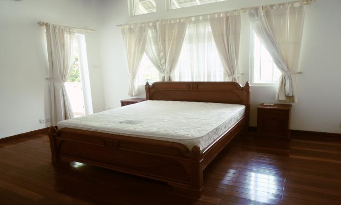 Nice Four Bedrooms Villa For Rent in Nguyen Van Huong St District 2 HCM City