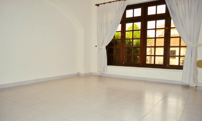 Unfurnished Upgrade Villa For Rent in Thao Dien District 2 HCM City