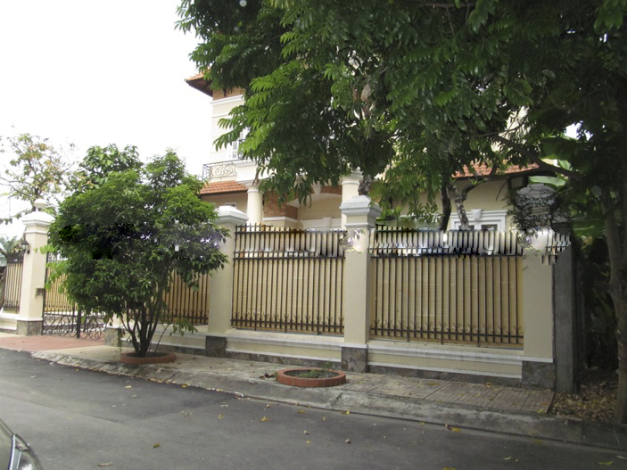Nice Three Bedrooms Villa For Rent in Thao Dien District 2, HCMC