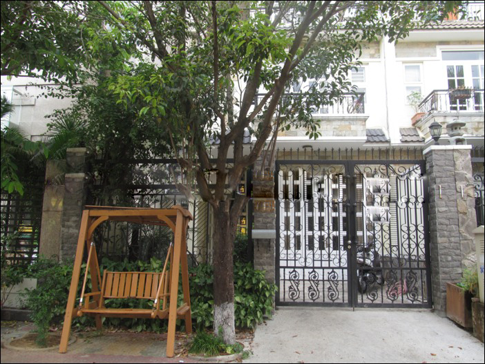 Three Bedrooms Villa For Rent in Thao Dien District 2 HCM City