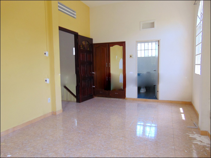 Partly Furnished Four Bedrooms Villa For Rent in District 2 HCM City