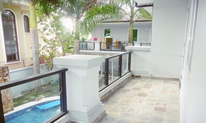 Unfurnished 3 Bedrooms Villa For Rent in Thao Dien District 2 HCM City