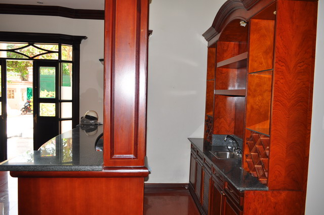 Big Garden Villa For Rent in Thao Dien District 2 HCMC