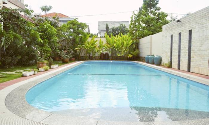 Nice Swimming Pool Villa For Rent in Thao Dien District 2 HCMC