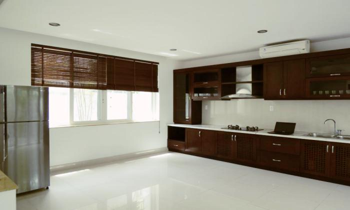 Unfurnished Modern Villa For Rent in Thao Dien District 2 HCM City