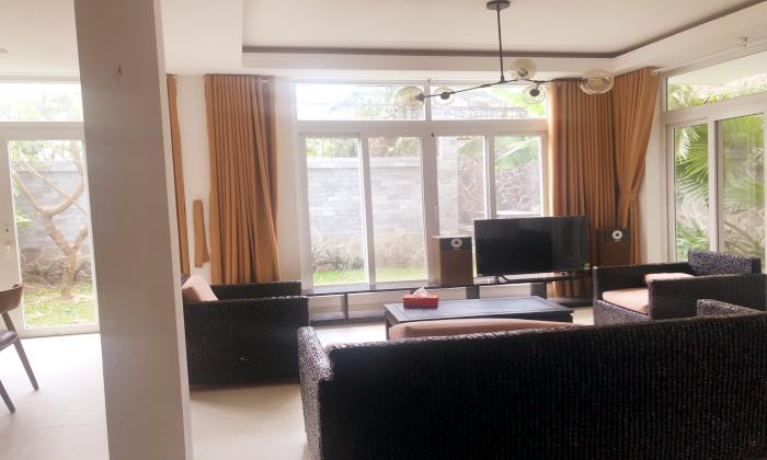 Newly Renovation Four Bedrooms Villa in Thao Dien District Ho Chi Minh City