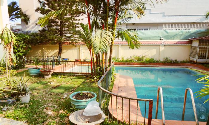 Unfurnished Villa For Lease in Thao Dien District 2 Ho Chi Minh City