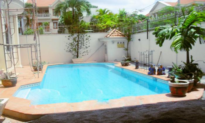 Big Garden Four Bedroom Villa For Rent In Thao Dien District 2 Ho Chi Minh City