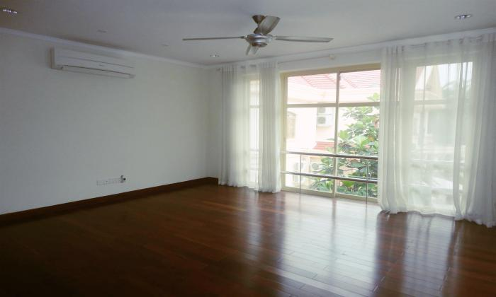 Three Bedrooms Villa For Lease in Compound Nguyen Van Huong District 2  HCM City