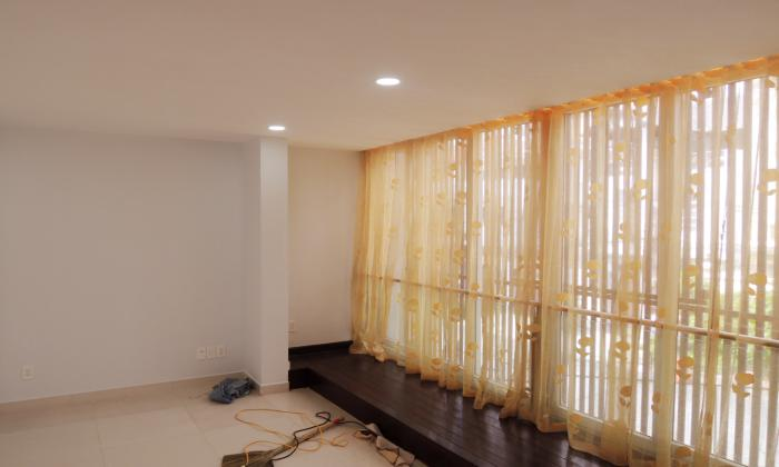 Unfurnished Modern Villa For Rent in Nguyen Van Huong Street Thao Dien District 2 HCMC