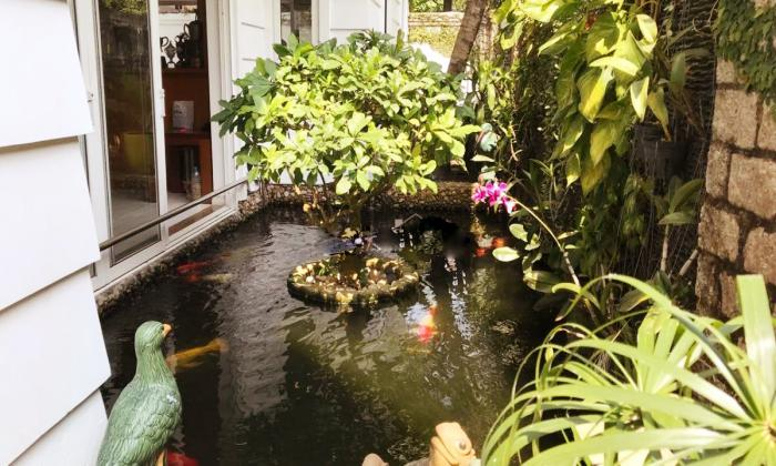 Fully Furnished Garden Villa in Compound Thao Dien Ward District 2 HCM City