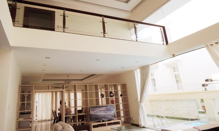 Modern Style Villas For Rent in Fedico Compound Thao Dien District 2 HCMC