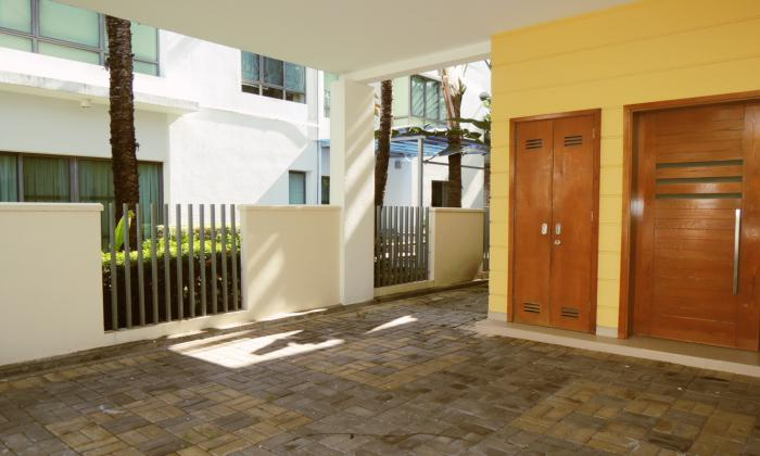 Spacious Villa Riviera For Rent in District 2, HCM City