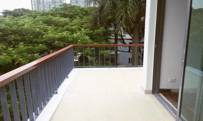 Unfurnished Garden Riviera For Rent Villa in An Phu District 2 Ho Chi Minh City