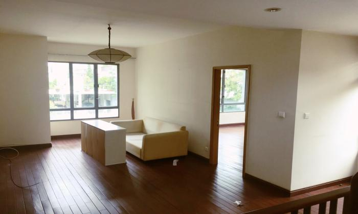 Partly Furnished Riverside Riviera Villa Compound For Rent in District 2 Ho Chi Minh City