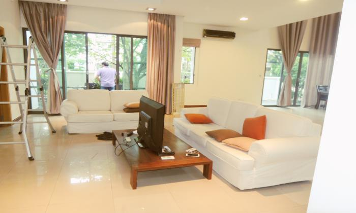 Nice and New Four Bedroom Riviera Villa For Lease in District 2 Ho Chi Minh City
