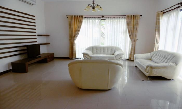 Riviera Villa for rent in district 2