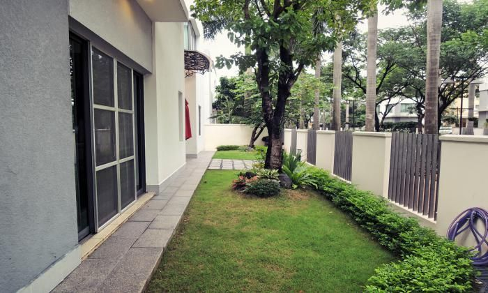 Villa For Rent In Riviera Compound, An Phu Ward, District 2 HCMC