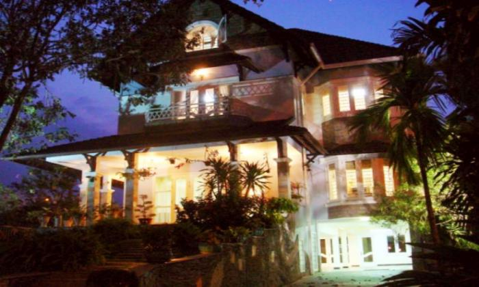 Amazing Luxury Villa For Lease in Thao Dien District 2 Ho Chi Minh City