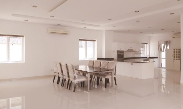 A New Villa With Swimming Pool For Rent In Thao Dien District 2 Ho Chi Minh City